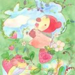ハナちゃんのいちごの季節