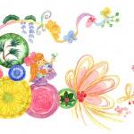 小鳥と新春