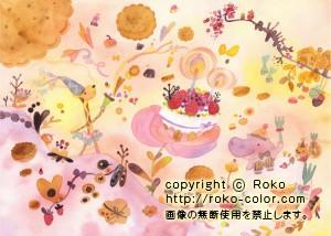 Sweetsのメロディー3
