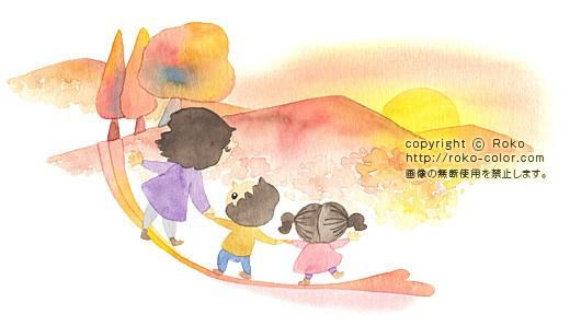 イラスト カレンダー 2014 イラスト : ... の子どもの男の子のイラスト