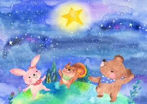 Twinkle Twinkle Little Star B3